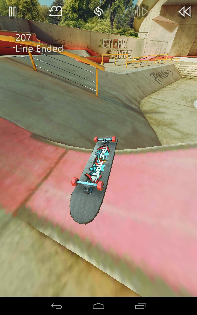 Touchgrind Skate 2 на андроид - top-android.org