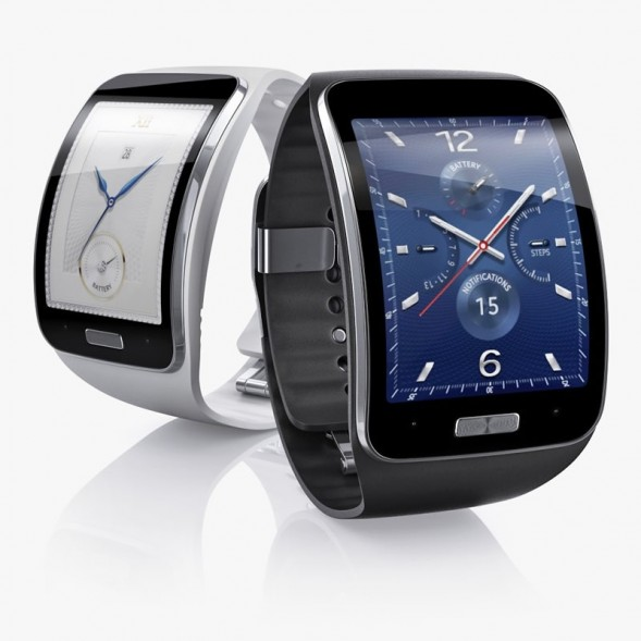 Android-часы Samsung Galaxy Gear S