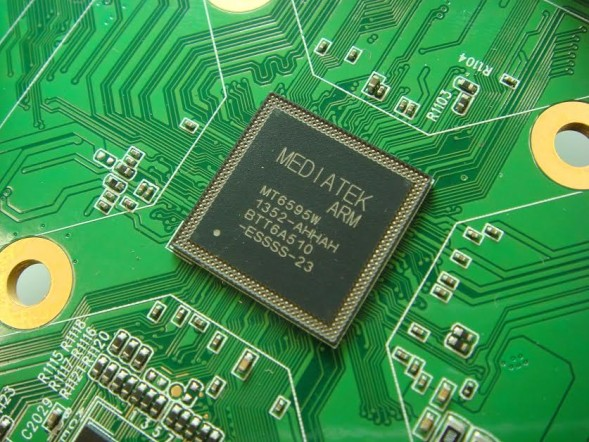 Процессор MediaTek MT6505m